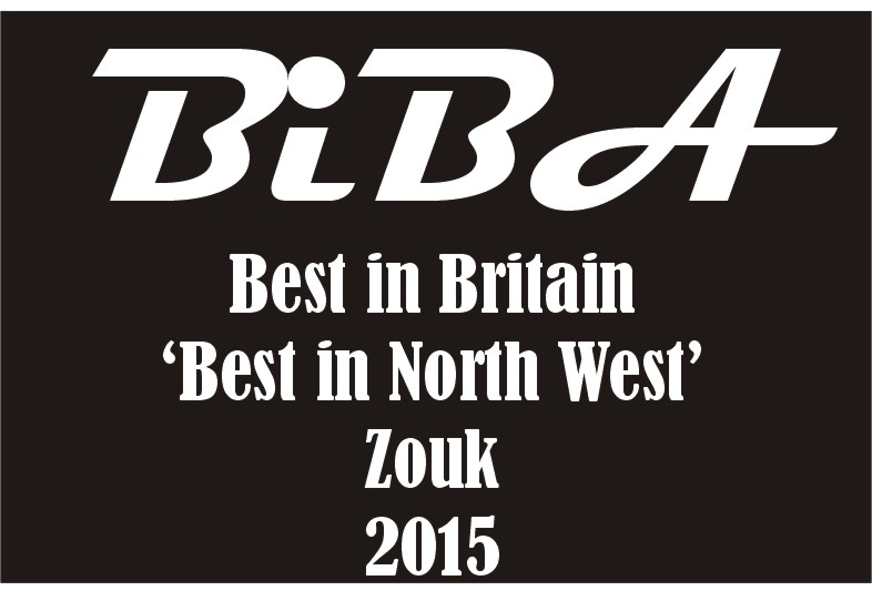 BIBA Best in the North West 2015