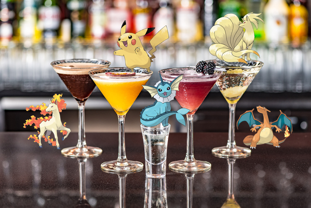 5 Pokemon Go Characters Walk Into A Bar