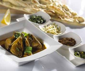 Zouk Lamb Nihari - hottest curries