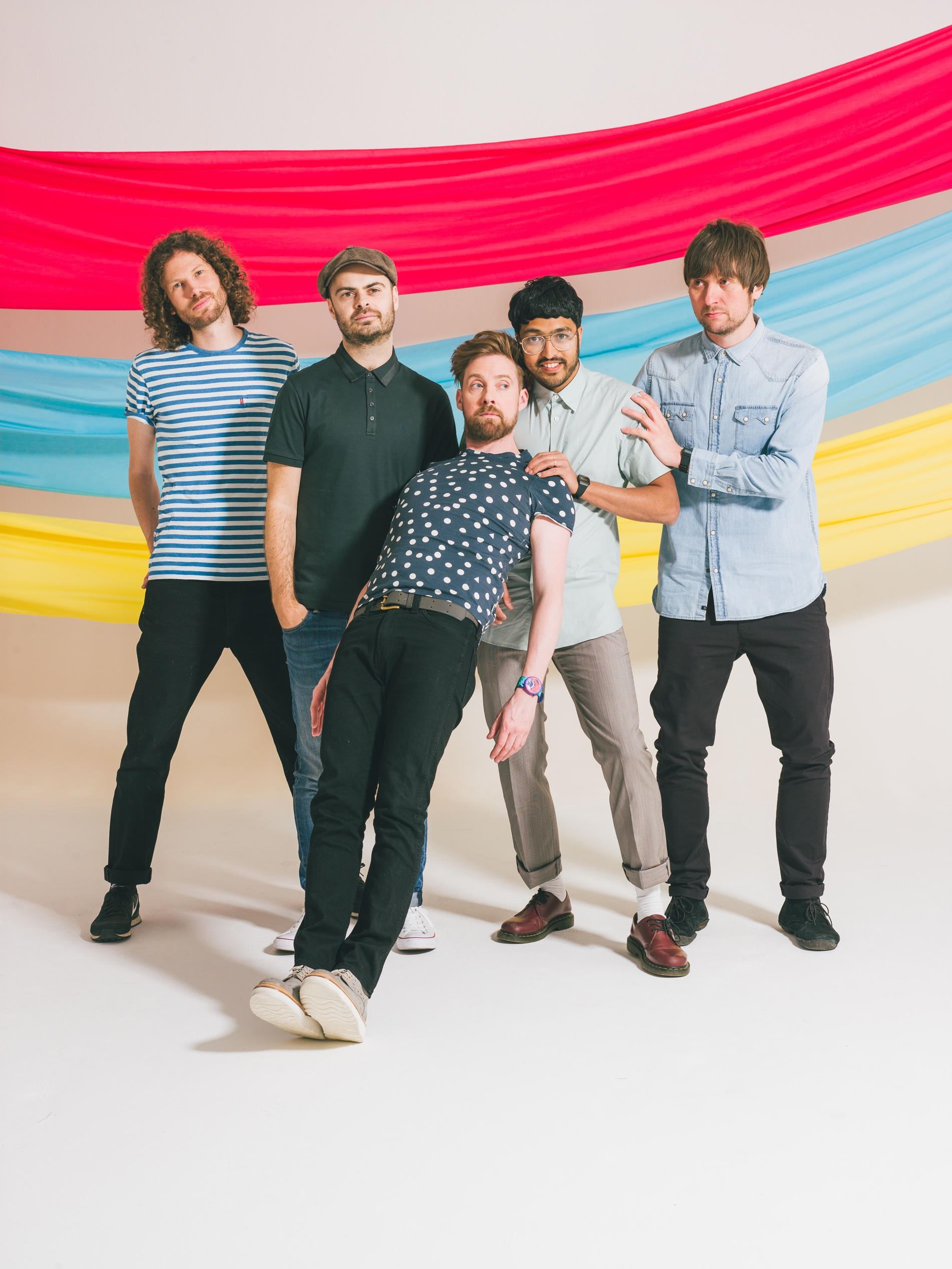 Kaiser Chiefs. Pic: Danny North