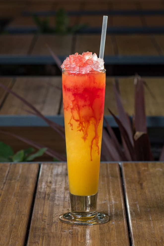 Zouk Breeze is a cooling mocktail