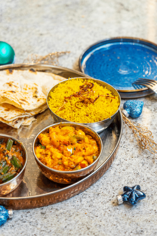 Zouk Tiffin Lunch - Christmas 2021